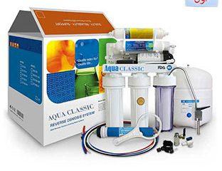 تصفیه آب خانگی 8 فیلتر Aqua Classic